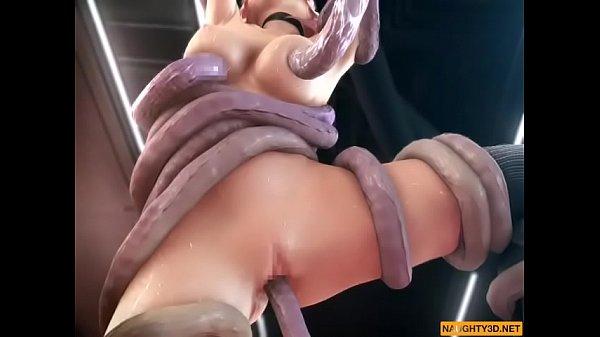 Finest Manga porn Tentacle Film Ever Naughty3D.internet