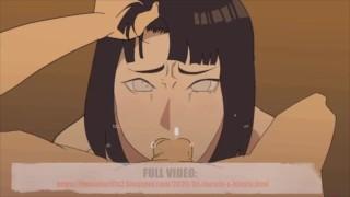 HENTAI NARUTO: BORUTO FUCK HINATA AND CUM IN MOUTH Animation