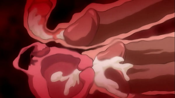 Triple Foray With Large Internal cumshot | Uncensored Anime porn